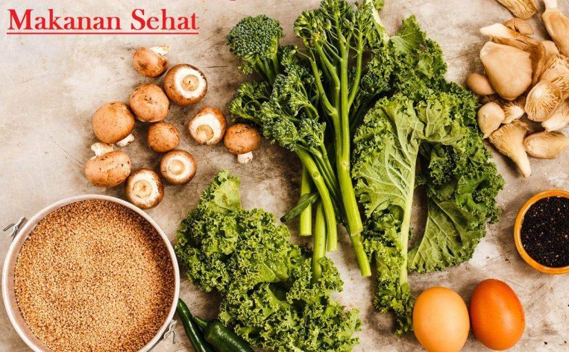 Tubuh Ideal Dengan Makanan Sehat